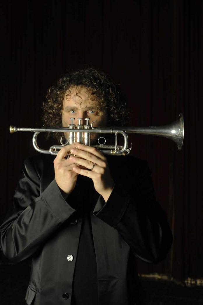 Marco Pierobon, uno dei più grandi trombettisti del panorama internazionale, foto da ufficio stampa
