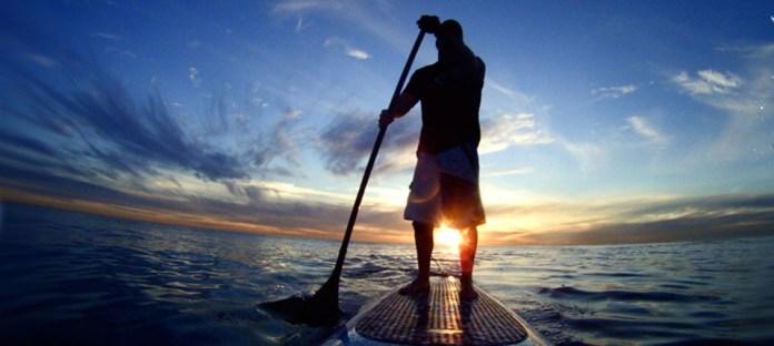 L'asse da surf Sup