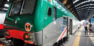 Treni Vivalto in servizio sulla Brescia Milano, foto da ufficio stampa