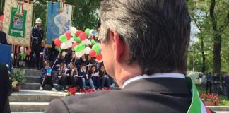 Il sindaco di Brescia Emilio Del Bono, foto dalla pagina ufficiale di Facebook del sindaco