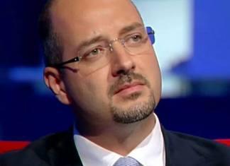 Il sindaco di Trenzano Andrea Bianchi, foto da Facebook