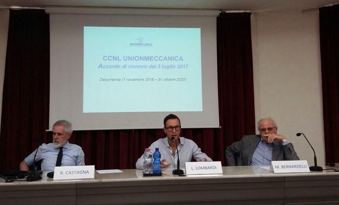 Un'immagine del seminario tenutosi in Apindustria - foto da ufficio stampa