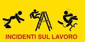 Incidenti sul lavoro, grafica