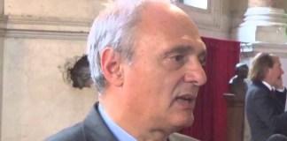 Il presidente di Aci Piergiorgio Vittorini