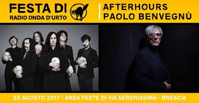 Afterhours alla Festa della Radio - foto da ufficio stampa