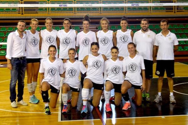 Volley Millenium A2 - ph credit ufficio stampa www.bsnews.it
