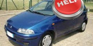 Un'immagine dalla rete che somiglia a quella dell'auto rubata a Stezzano