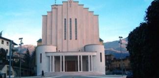 La chiesa di Lumezzane
