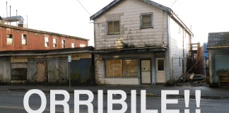 """L'immagine di una cittadina inglese, trovata su Google cercando foto di """"città orribili"""""""