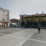 Piazza Roma a Ospitaletto, foto da Google Street View