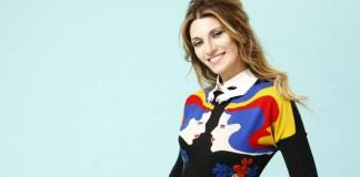 La cantante bresciana L'Aura in una foto di Cosimo Boccolieri (da ufficio stampa)