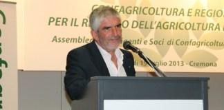 Antonio Boselli, presidente regionale di Confagricoltura