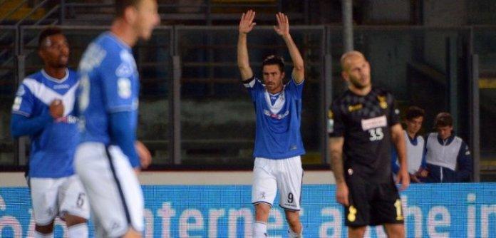 Il Brescia supera il Bari al Rigamonti