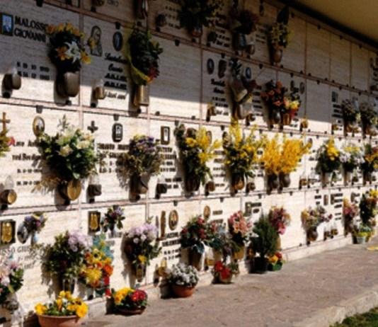Cimitero a Brescia