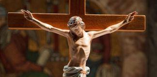 Un crocifisso, Brescia