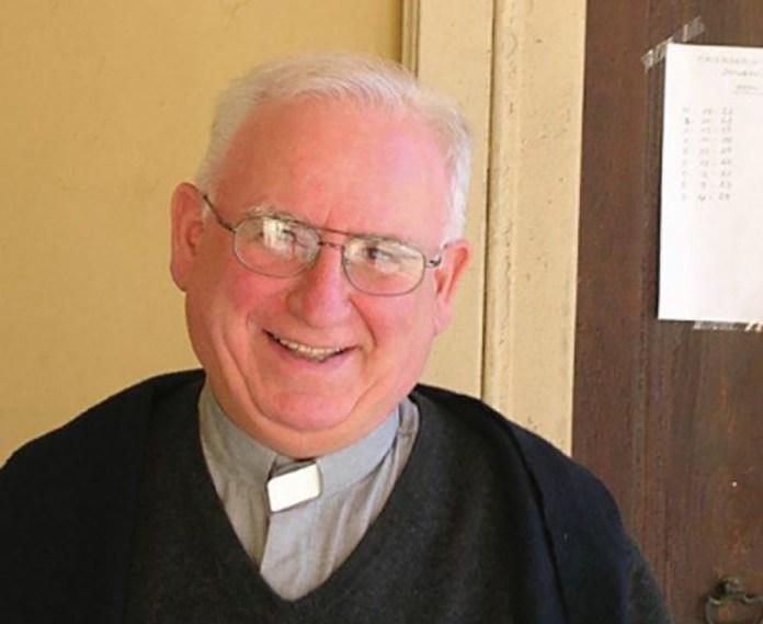 Don Gianmario (Mario) Chiari, prevosto di Rovato