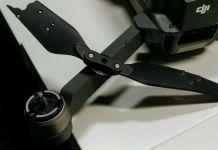 Il drone abbattuto da un cacciatore nel Cremonese, foto da Facebook
