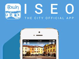 Itown Iseo, la app per smartphone