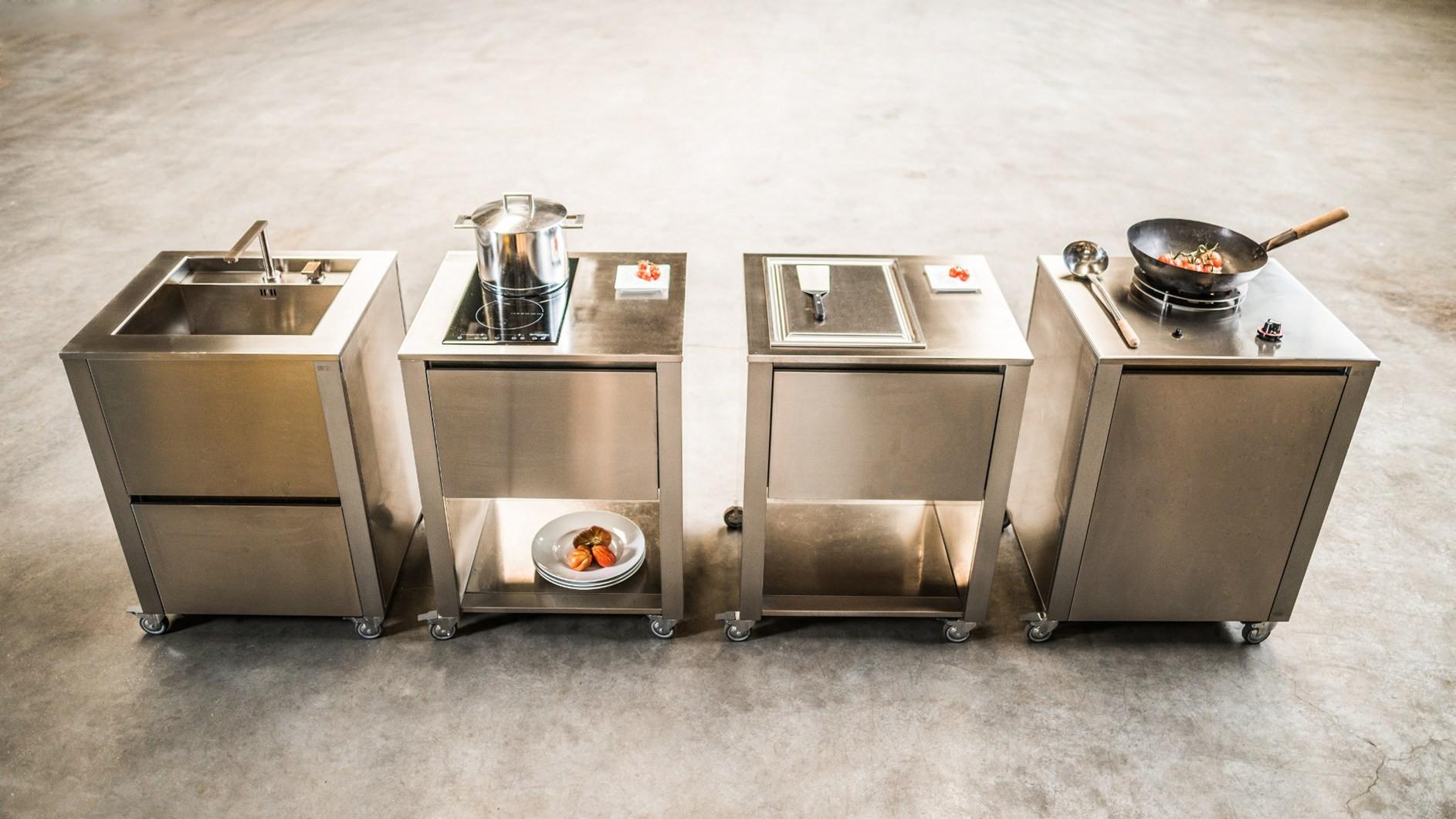 Cucine modulari perch sceglierle brescia news for Cucine modulari