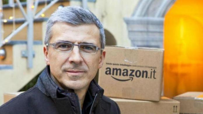 Diego Piacentini, vicepresidente di Amazon, è originario di Gambara in provincia di Brescia