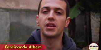 Il deputato del Movimento 5 Stelle di Brescia Ferdinando Alberti