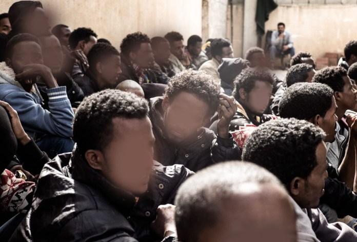 Immigrati e profughi a Brescia, foto generica