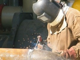 Lavoratore del settore siderurgico
