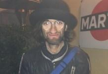 Soldino (o Monetina) uno dei personaggi più noti a Brescia in una foto d'archivio di BsNews.it