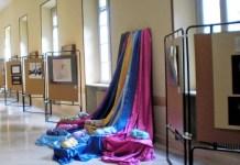 """Accademia e licei in mostra: """"È nato l'operaio profeta"""", foto di Enrica Recalcati per BsNews.it"""