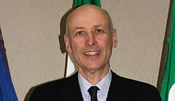 L'ex presidente della Provincia di Brescia Alberto Cavalli