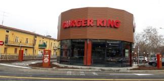 Il nuovo Burger King di Brescia