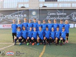 Le giovanili del Montichiari Calcio, in provincia di Brescia