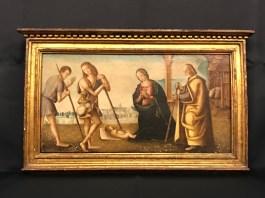 Opera in mostra al Museo Diocesano di Brescia