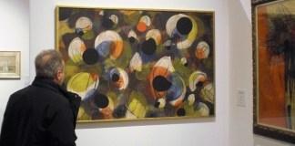 """""""Picasso, De Chirico, Morandi, 100 capolavori del XIX e XX secolo dalle collezioni private bresciane"""", foto di Enrica Recalcati per BsNews.it"""