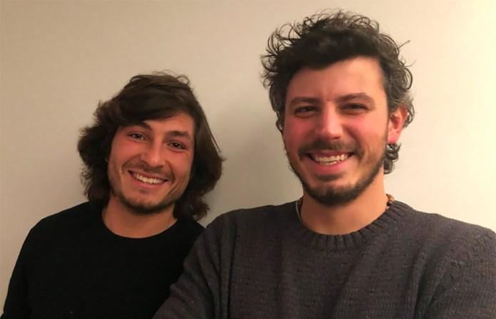 I due soci fondatori di Navira: Alberto Marcellini e Marco Frati