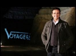 Il conduttore di Voyager Roberto Giacobbo
