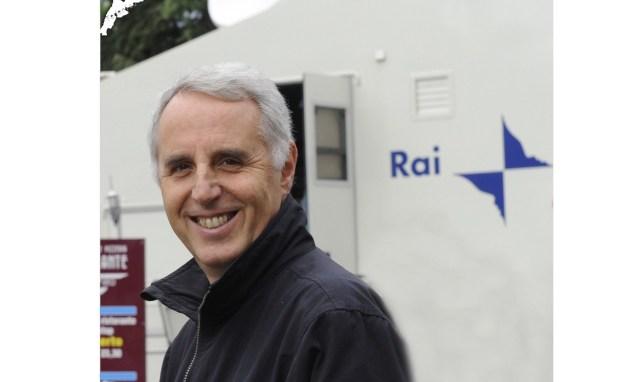 L'ex giornalista Rai Riccardo Venchiarutti