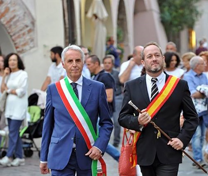 Riccardo Venchiarutti, sindaco di Iseo