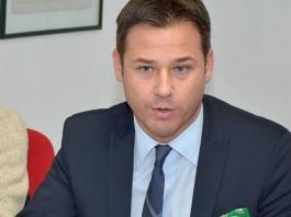 L'eurodeputato leghista Angelo Ciocca
