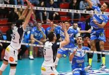 Atlantide ko contro Siena al San Filippo - foto da ufficio stampa