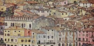 Malcesine - Gustav Klimt