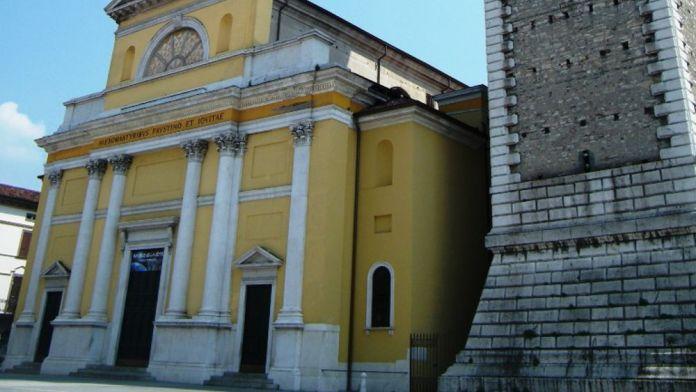 Il Duomo di Chiari, in provincia di Brescia