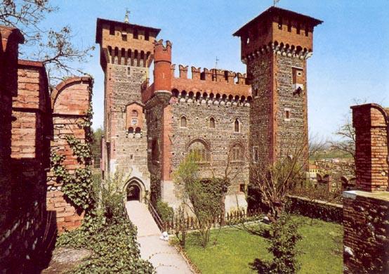 Il Castello Bonoris di Montichiari