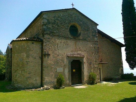 Salò, chiesetta di San Bartolomeo