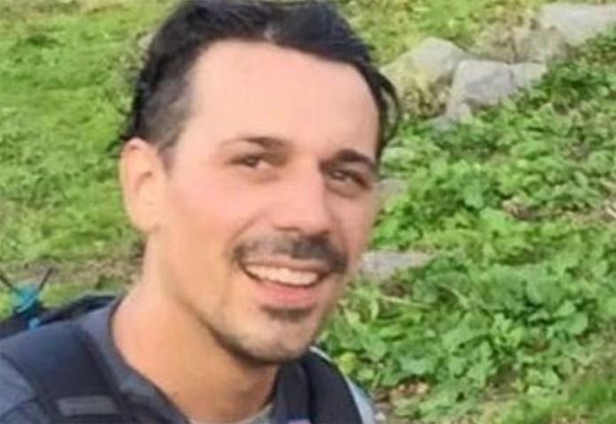 Andrea Morandini, vittima della valanga di Bienno