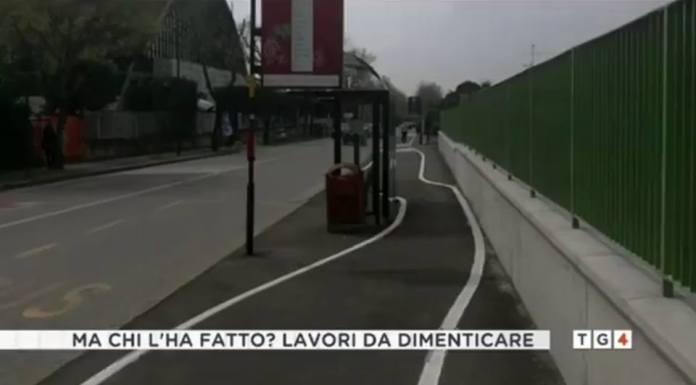 Ciclopedonale quartiere Sant'Anna di Brescia