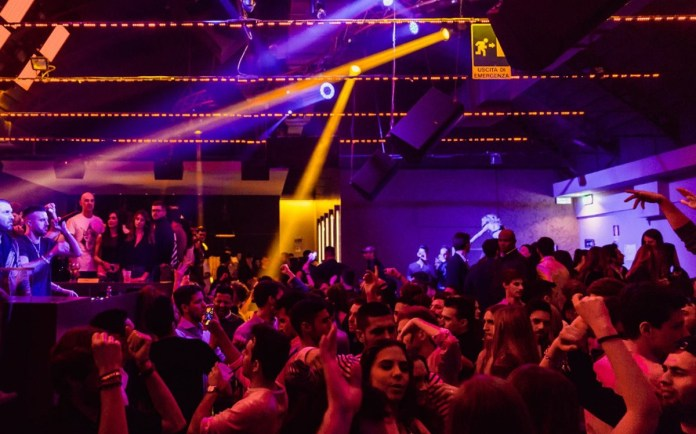 Una serata al Circus beatclub - foto di Just for night