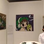 L'inaugurazione della mostra Japan Pop al Franciacorta Outlet Village