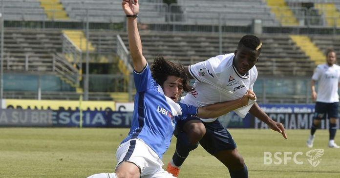 Brescia Empoli, foto da sito ufficiale Brescia Calcio