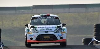 Una gara al Motorsport Arena di Castrezzato